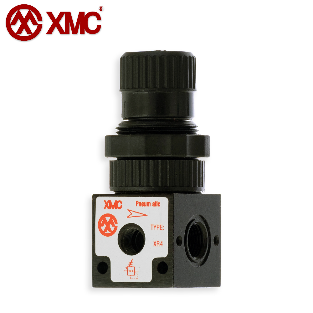 XR4_Air Regulator_X Series Air Source Treatment Units_XMC (HUAYI) Pneumatic