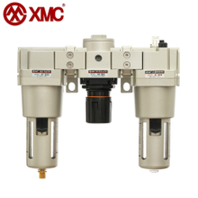 AC5000-06/10_Air Triple-Link Unit (3 Combination Unit, F+R+L)_A Series Air Source Treatment Units_XMC (HUAYI) Pneumatic